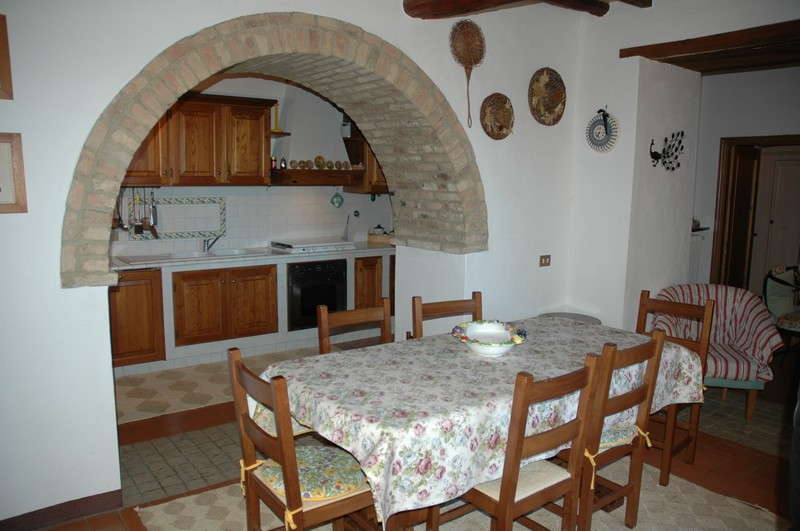 Arco Tra Cucina E Soggiorno. Great Arco Divisorio Tra Cucina ...