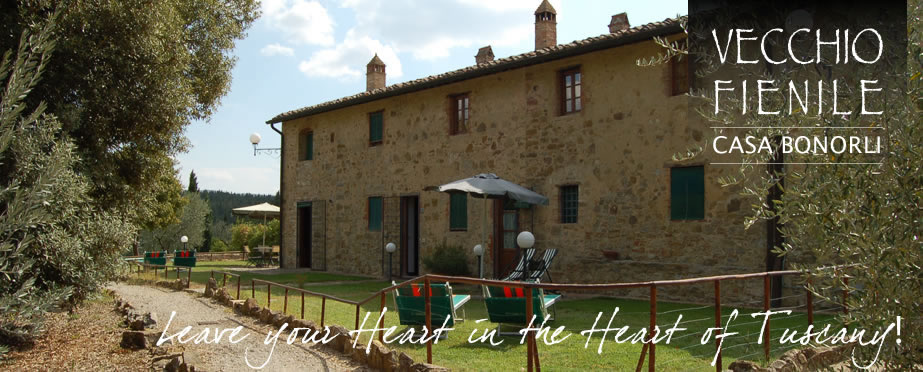 Bonorli: Tuscany Holiday House
